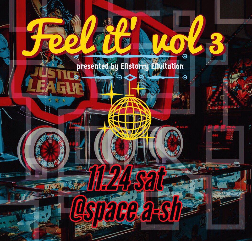 Feel it' vol.3