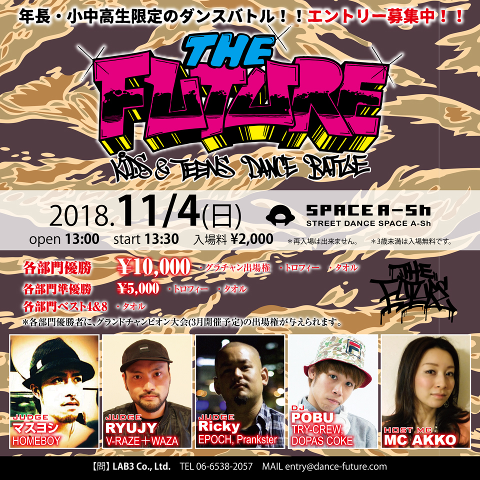 THE FUTURE BATTLE 11.4